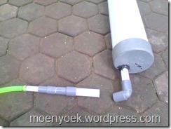 Pompa air tanpa listrik