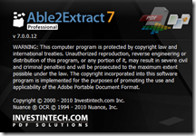 About Able2extracpro